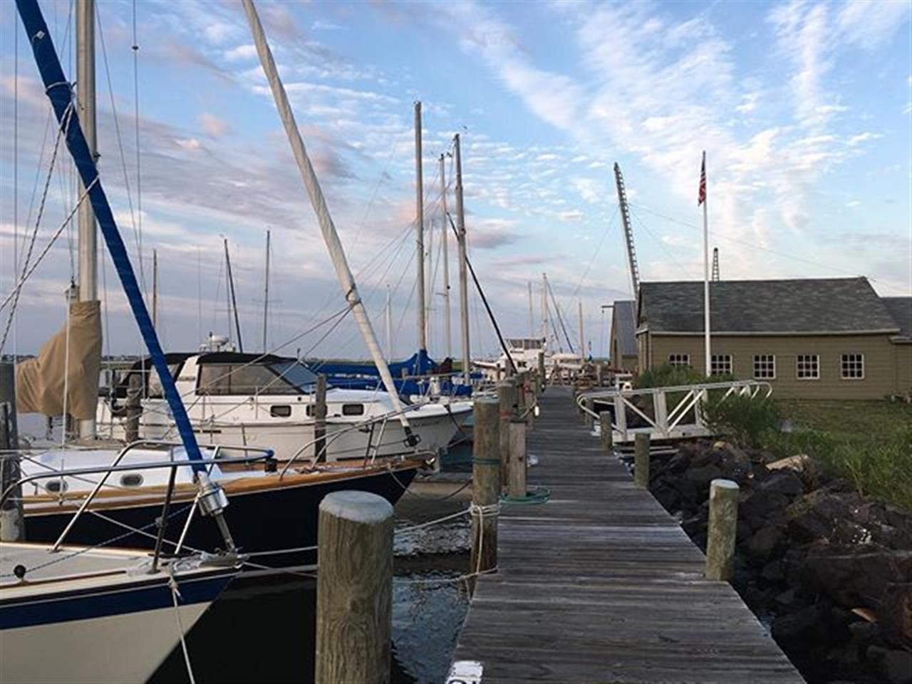 Good morning! #boats #sailboats #nj #goodmorning
