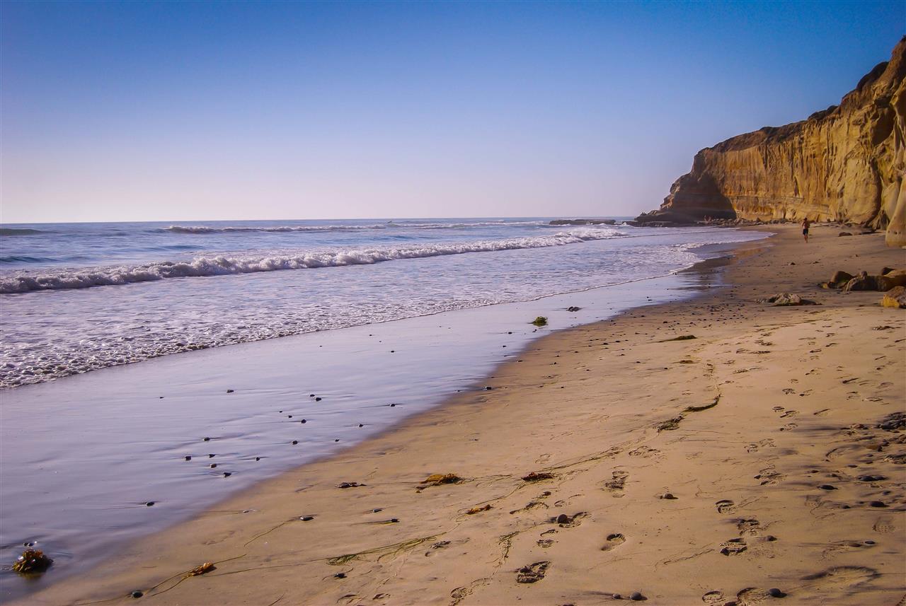 San Diego Torrey Pines State Beach