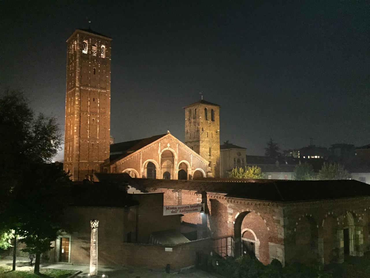 #SantAmbrogio Cathedral #Milano