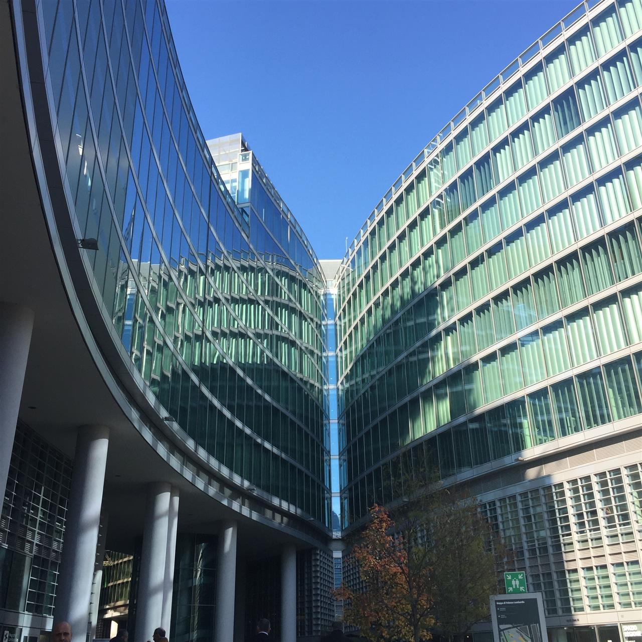 #PalazzoDellaRegione new headquarter #Milano