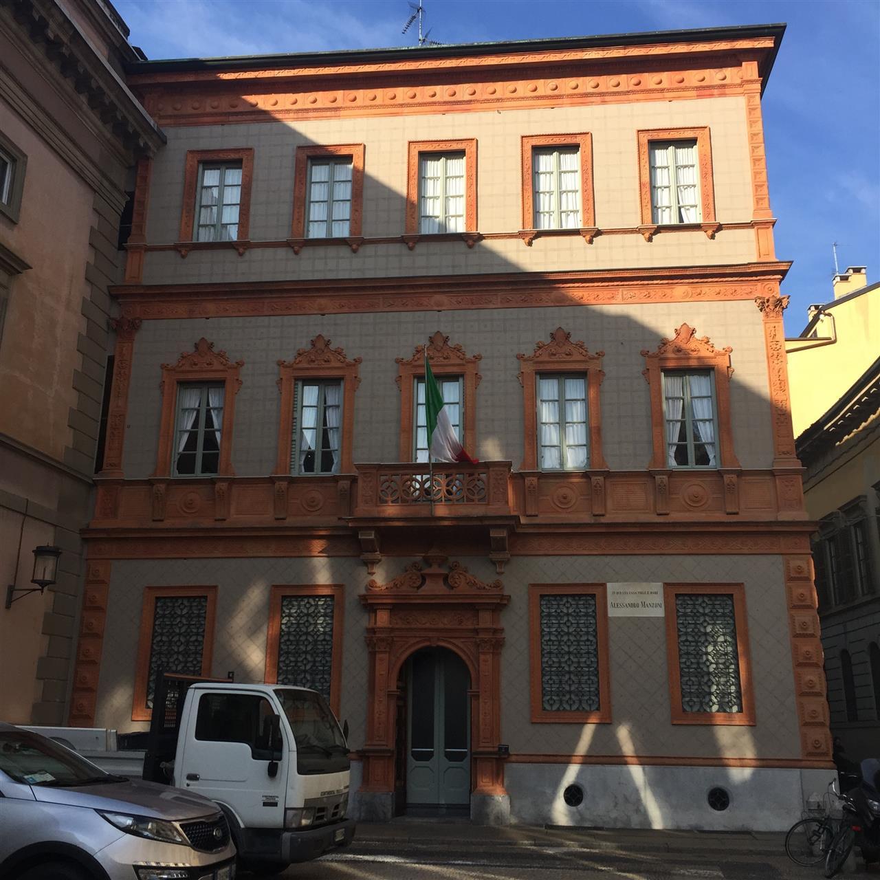The house of #AlessandroManzoni #Milano