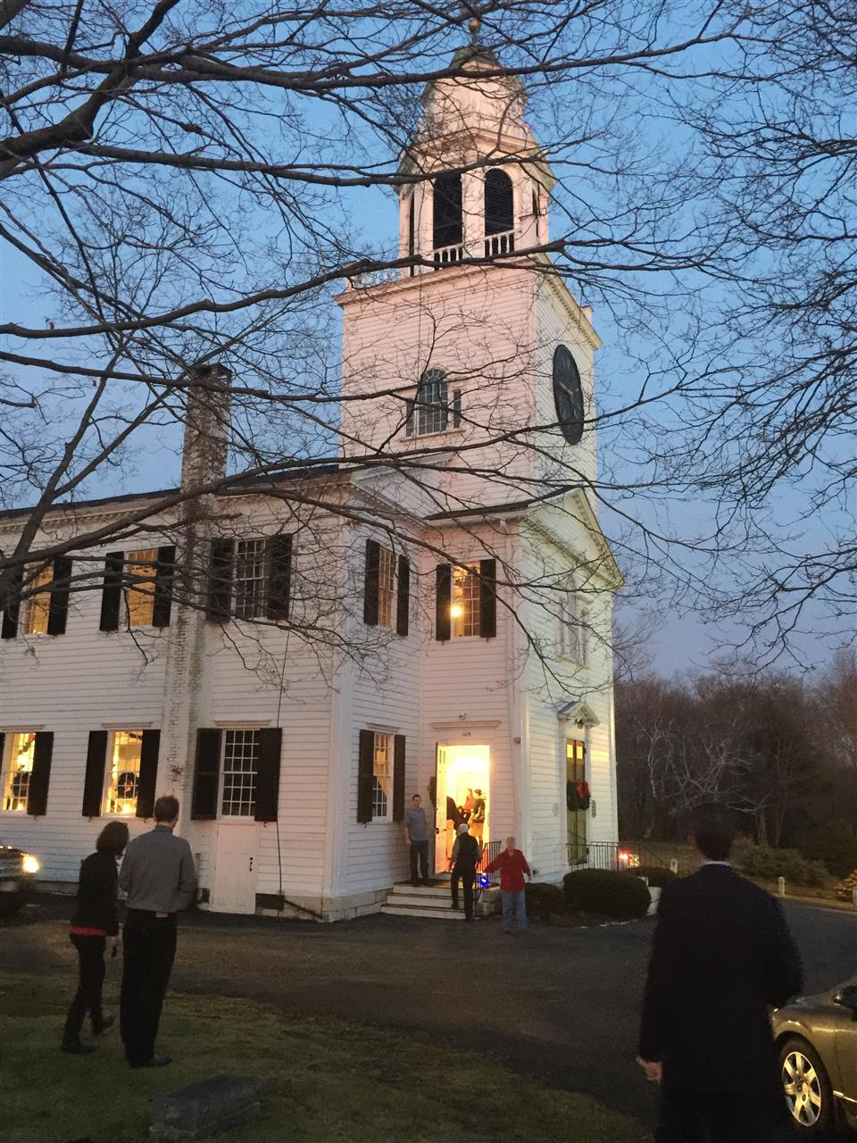 Church On The Hill, Lenox, MA