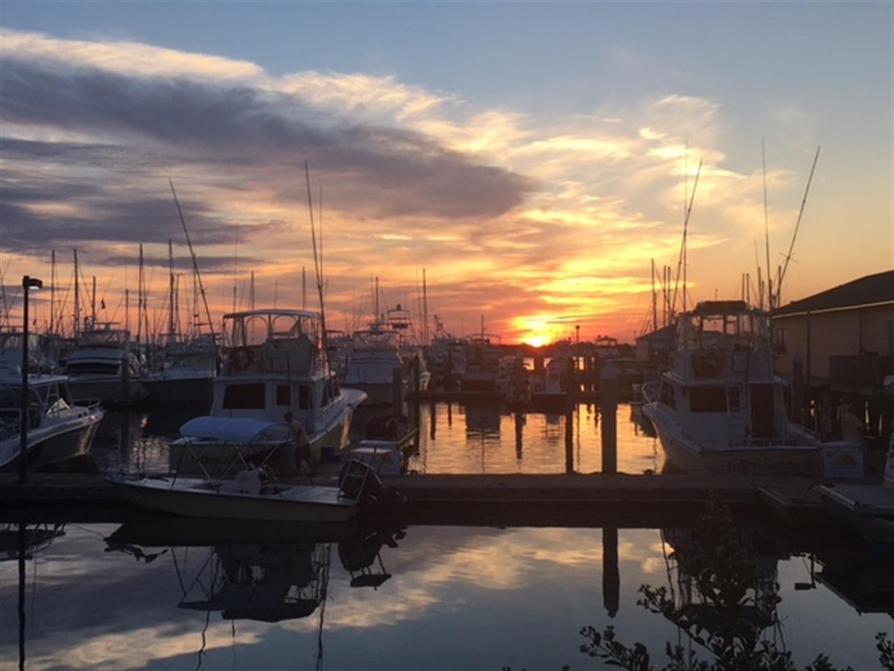 #StAugustineFLorida #AtlanticOcean #Fishingboats #Sunrise