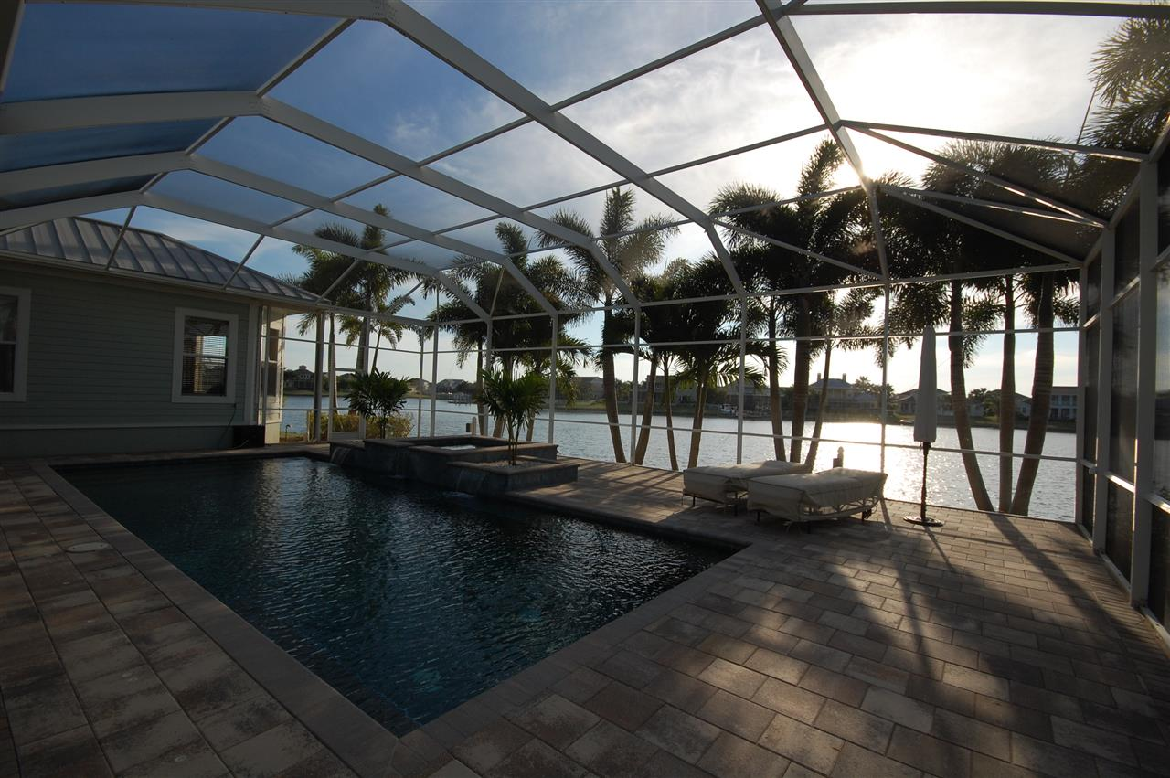 **** 5404 Merritt Island Dr Lagoon view Apollo Beach Florida