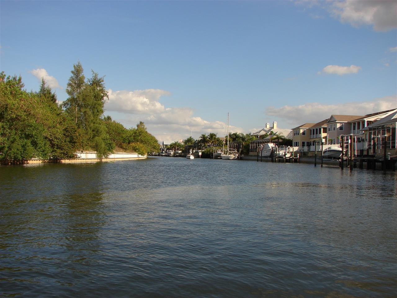 MiraBay channel Apollo Beach Florida