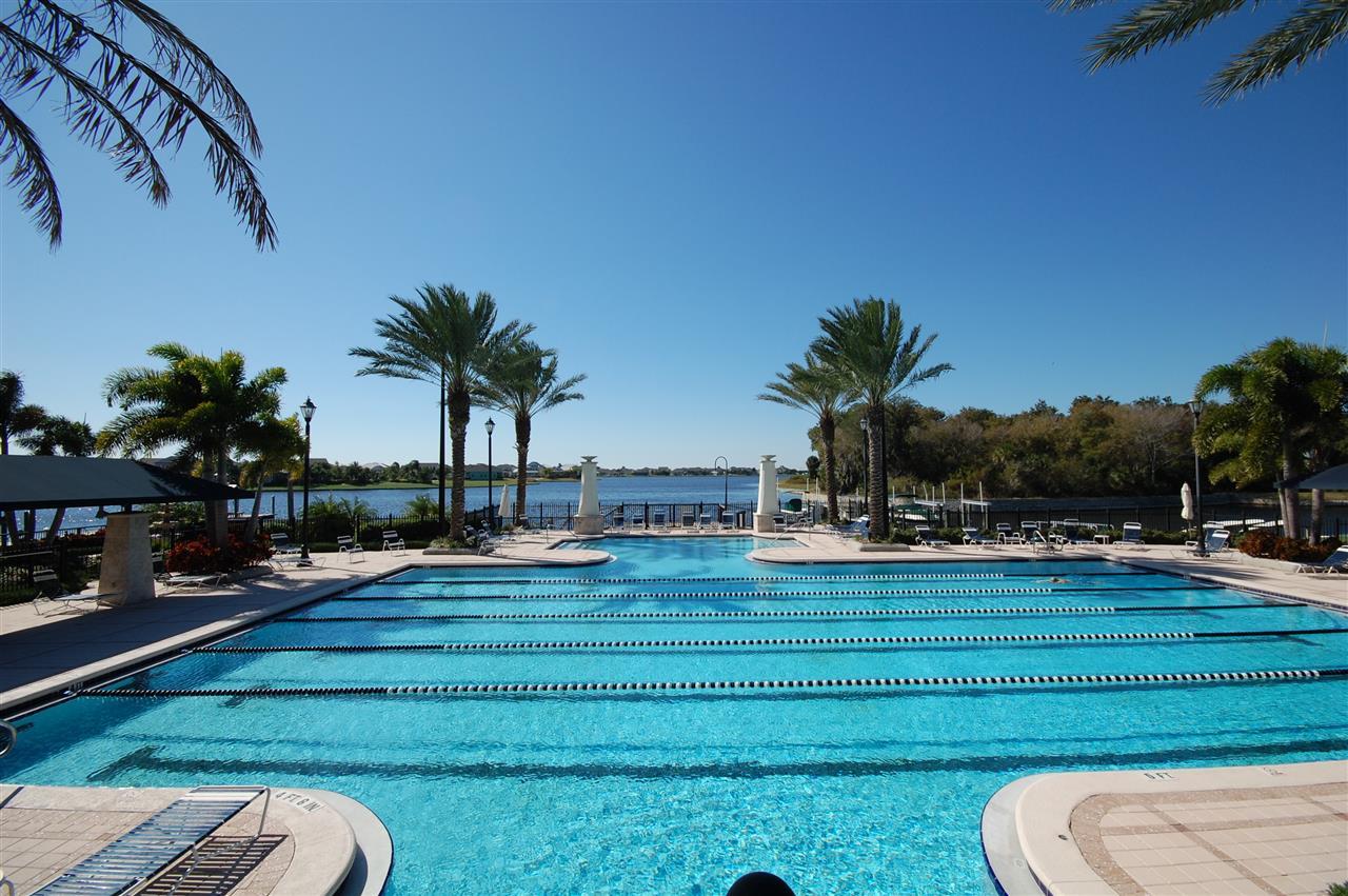 MiraBay pools Apollo Beach Florida