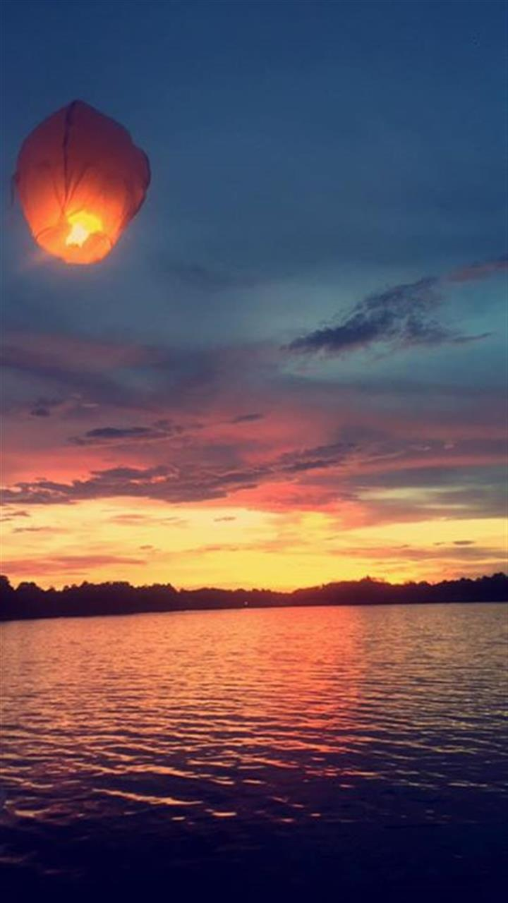 Sunsets over Lake Keystone #odessa #lakekeystone #tampabay