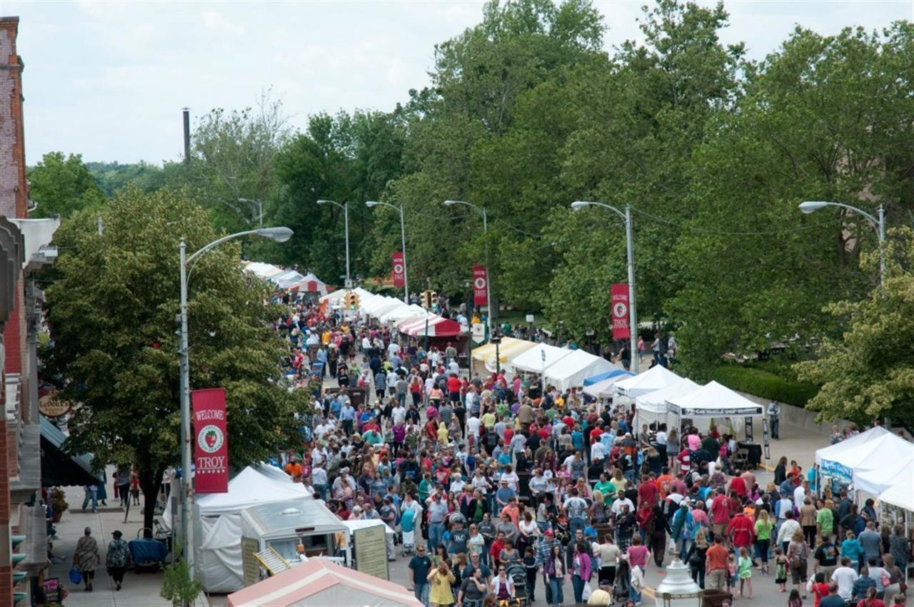 Troy Strawberry Festival.