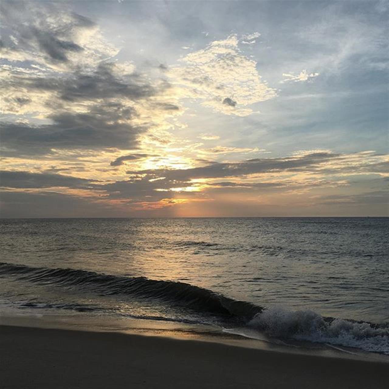 Good morning!  #sunrise #nj #beaches #jshn