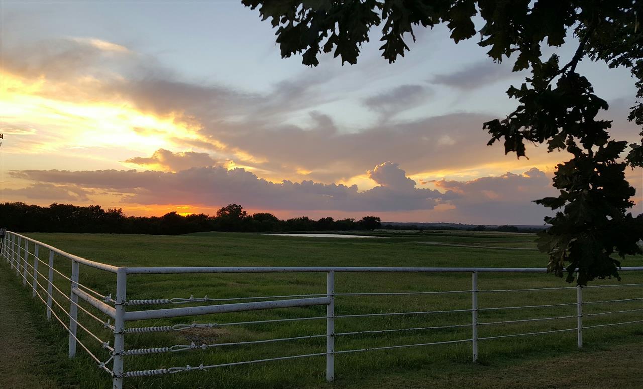 Stillwater Oklahoma Sunset