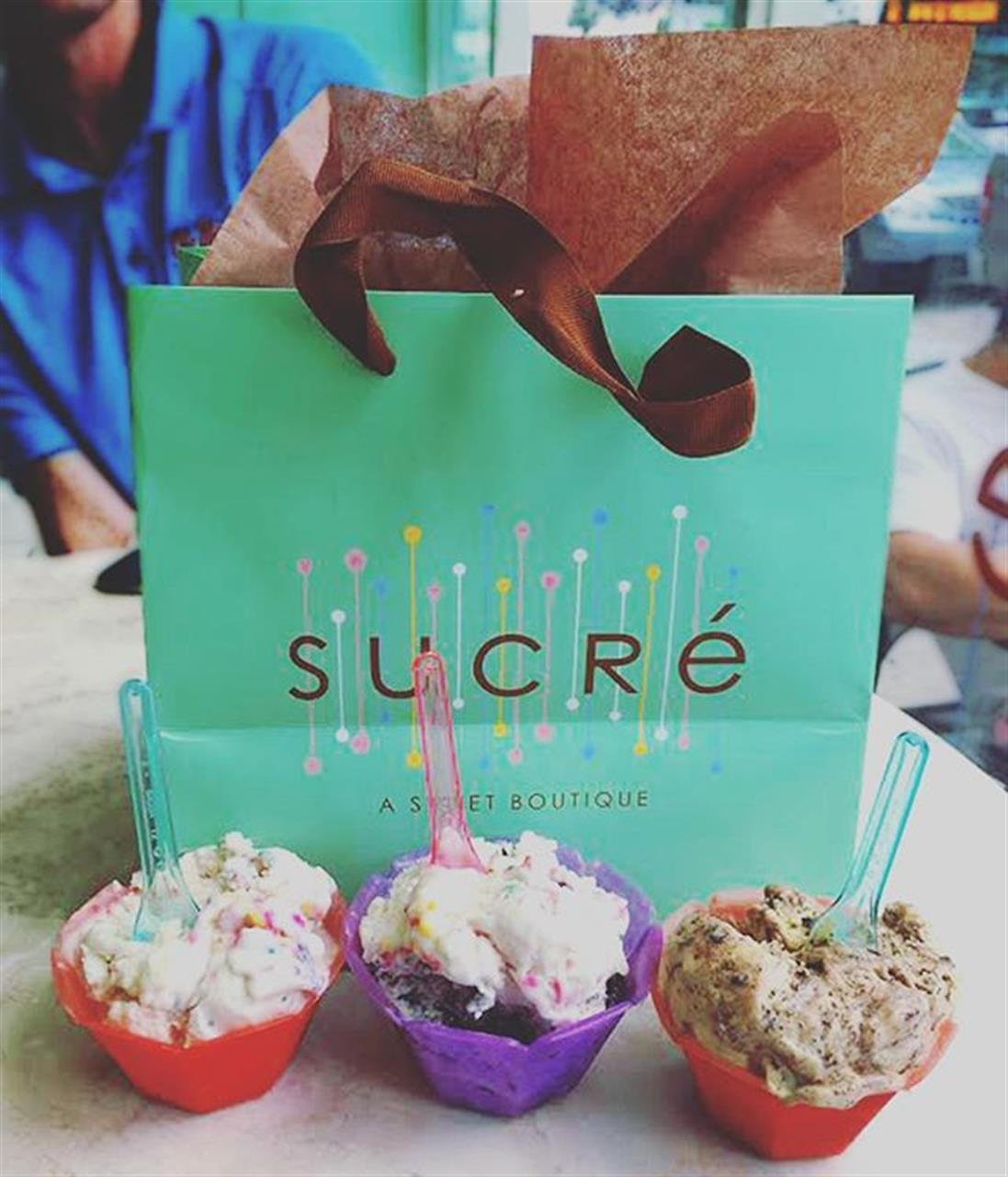 #NOLA Pro Tip: surprise someone with a gift from @sucreneworleans and pick up something for yourself while you're there!