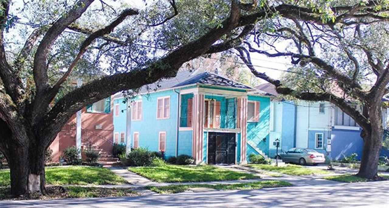 Some cotton candy colored homes to brighten your day!