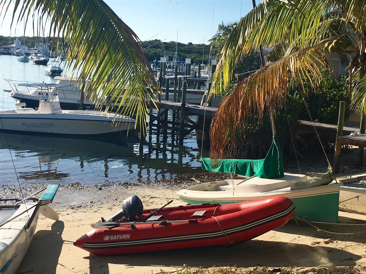 Hope Town, Elbow Cay, Abaco, Bahamas