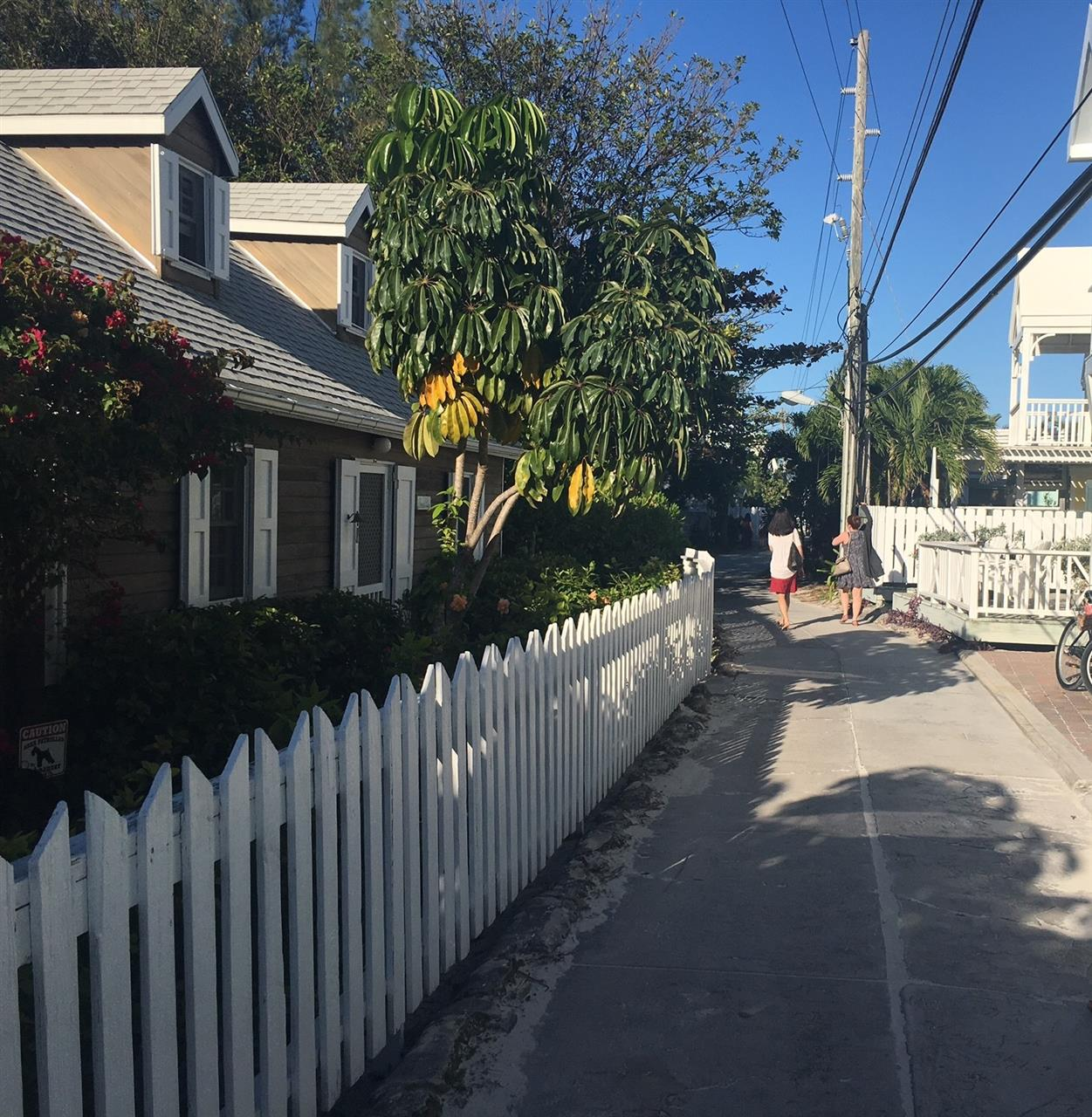 Cottages, Hope Town, Elbow Cay, Abaco, Bahamas