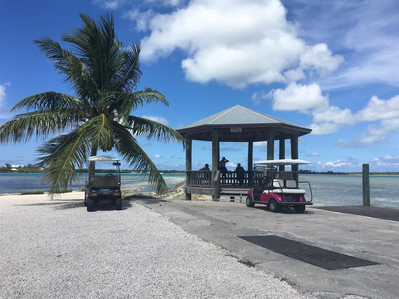 Parking, Spanish Wells, Bahamas