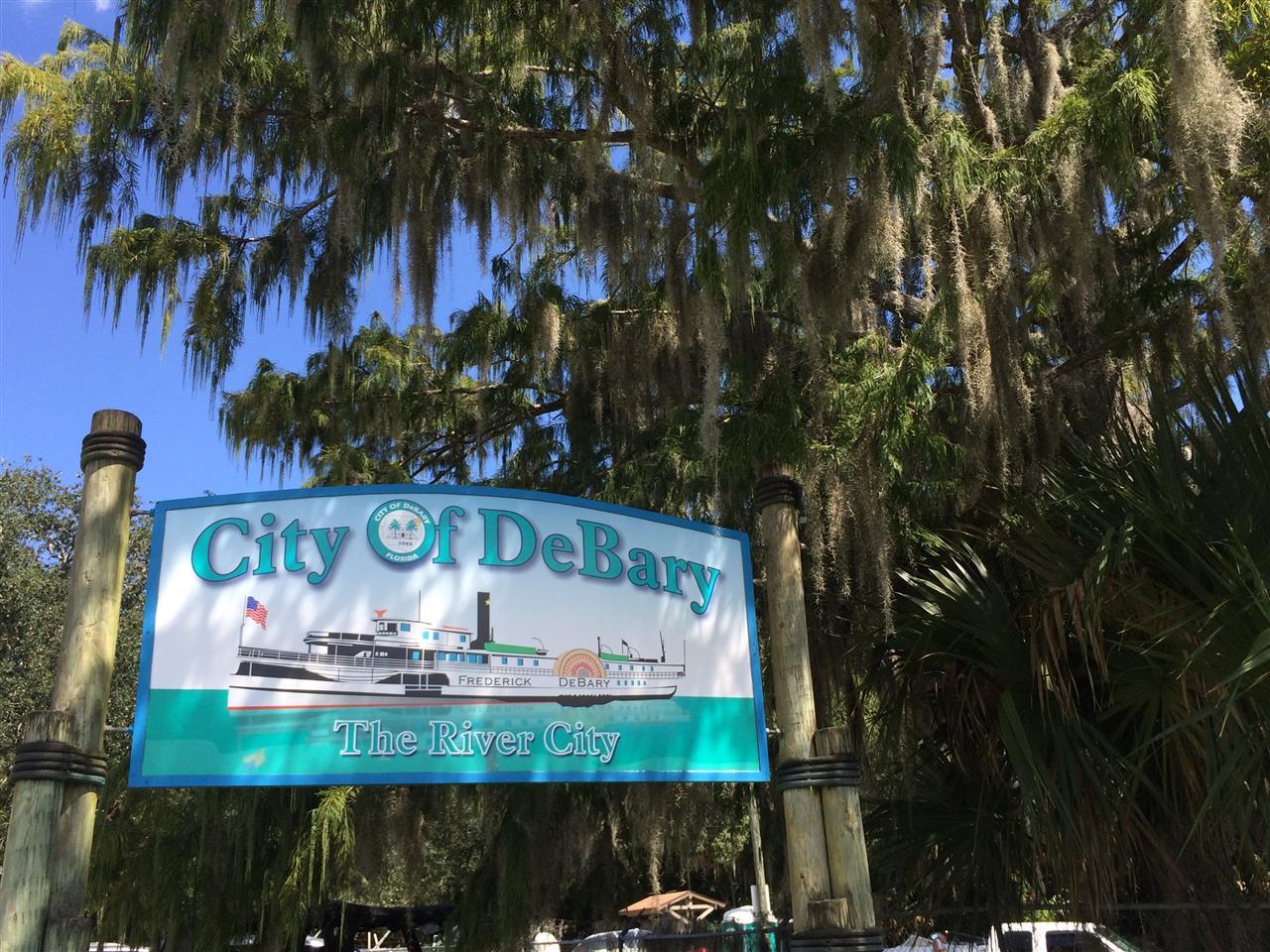 St. Johns river - Debary, Florida