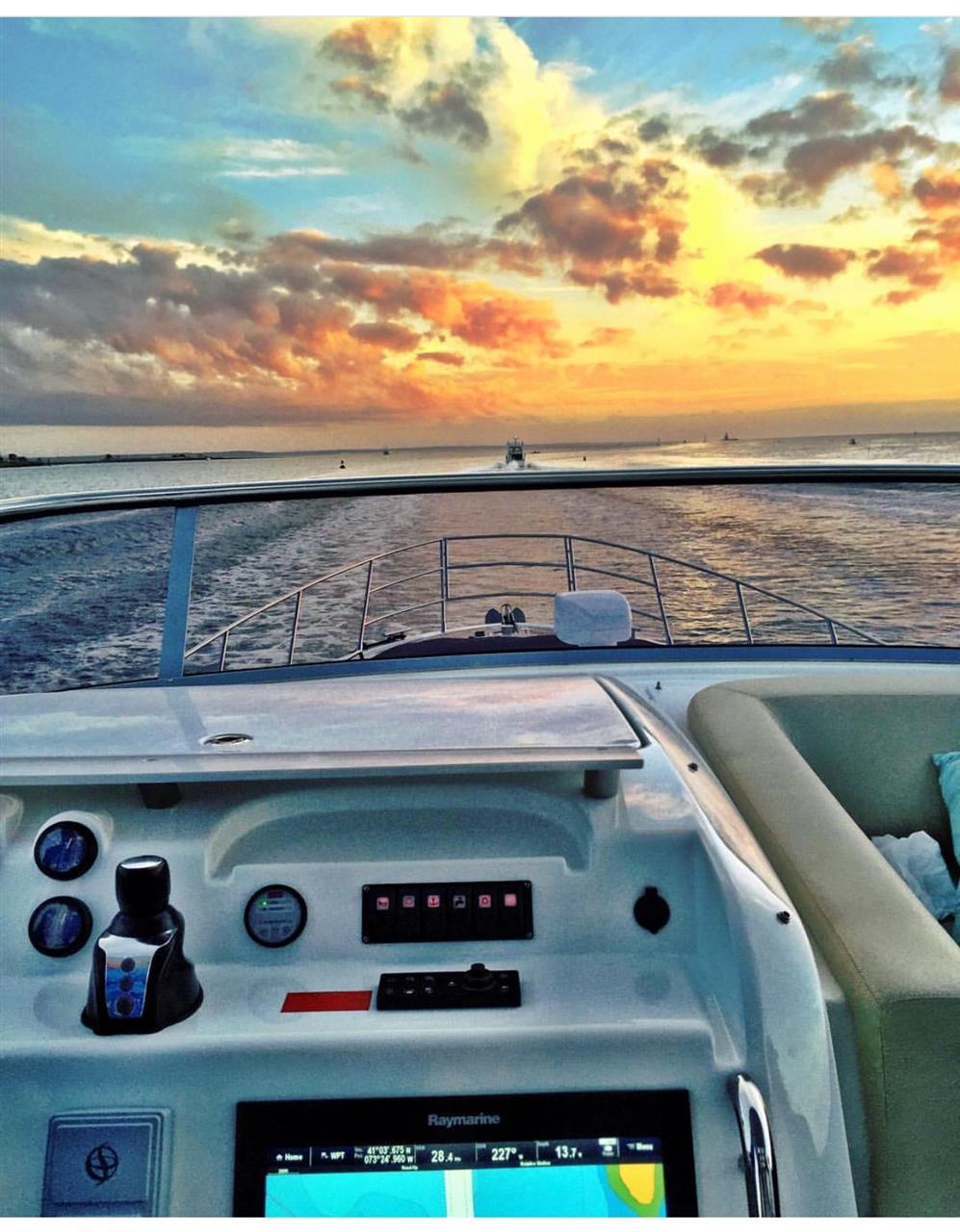 #LongIsland #Boats #Water #Sunset #LongIslandSound