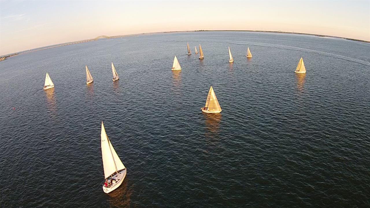 #Sailboats #LongIsland #Oakbeach  #GreatSouthBay