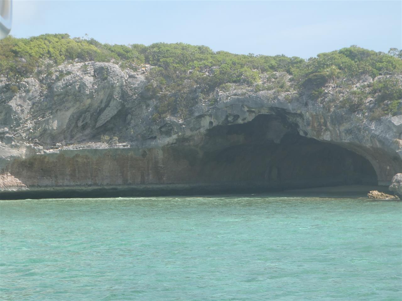 Natural Cave #Exuma