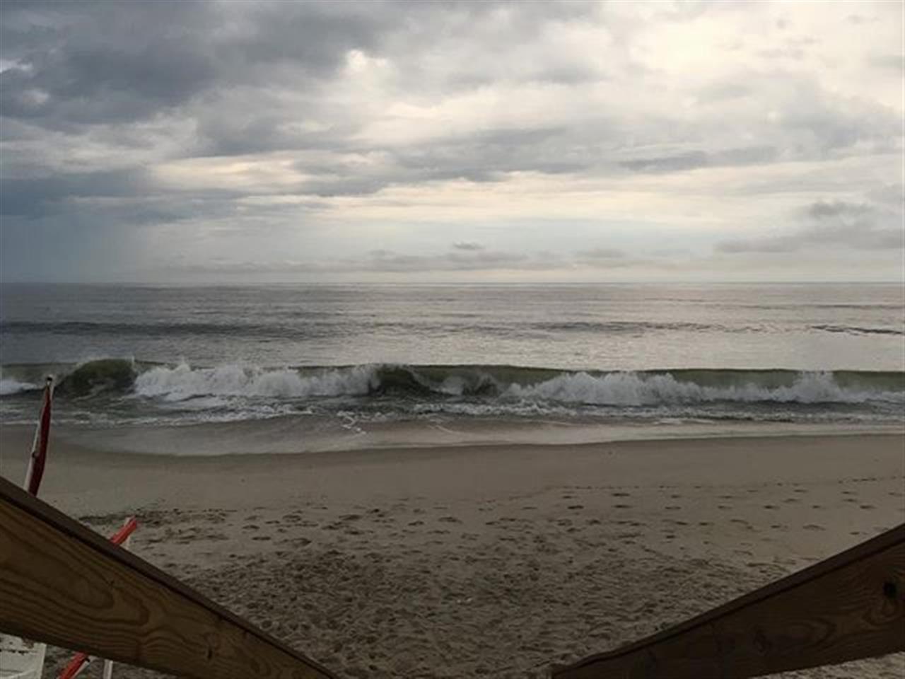 Gray and stormy morning... #goodmorning #nj #sunrise #stormy #jshn