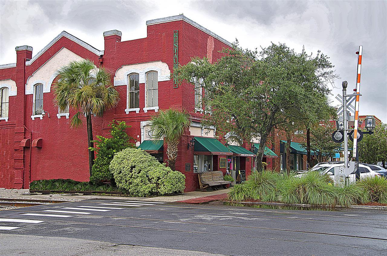 Amelia Island, FL, downtown