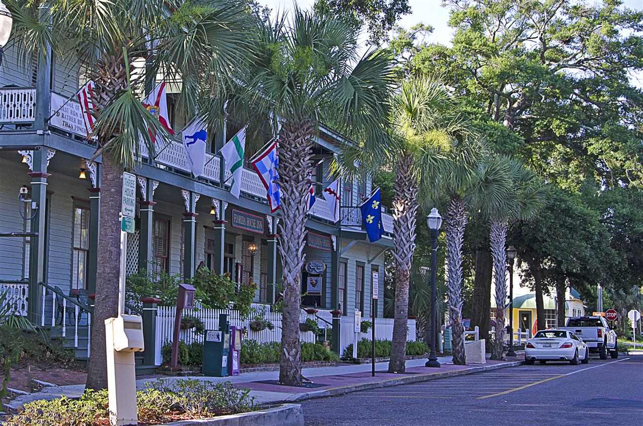 Amelia Island, FL_Culture_FL House Inn