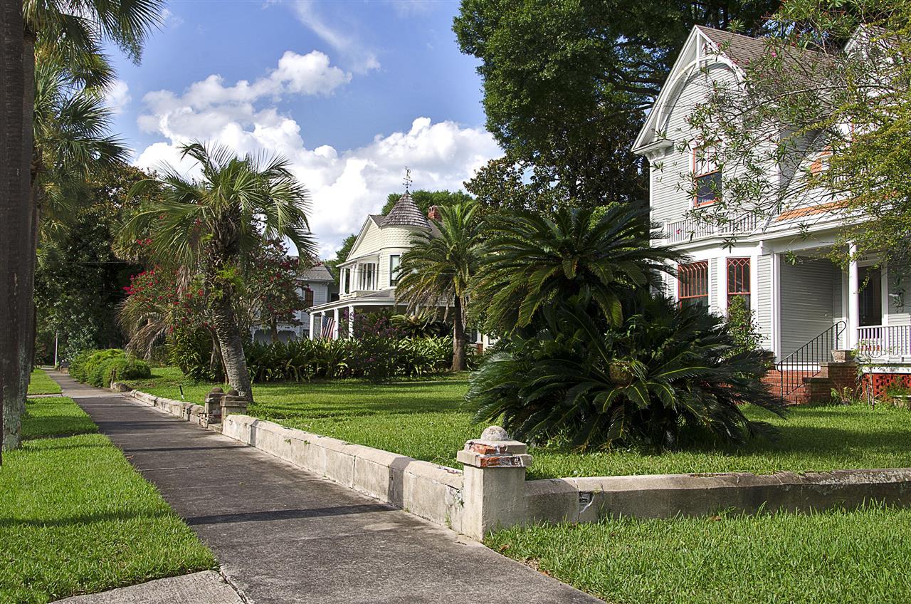 Amelia Island, FL_Culture_historical homes