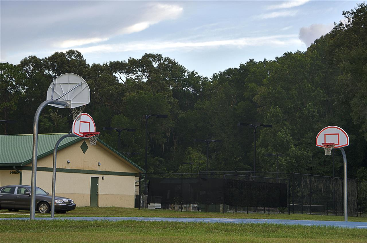 Gainesville, FL_Attraction & Recreation_Park at Jonesville- basketball