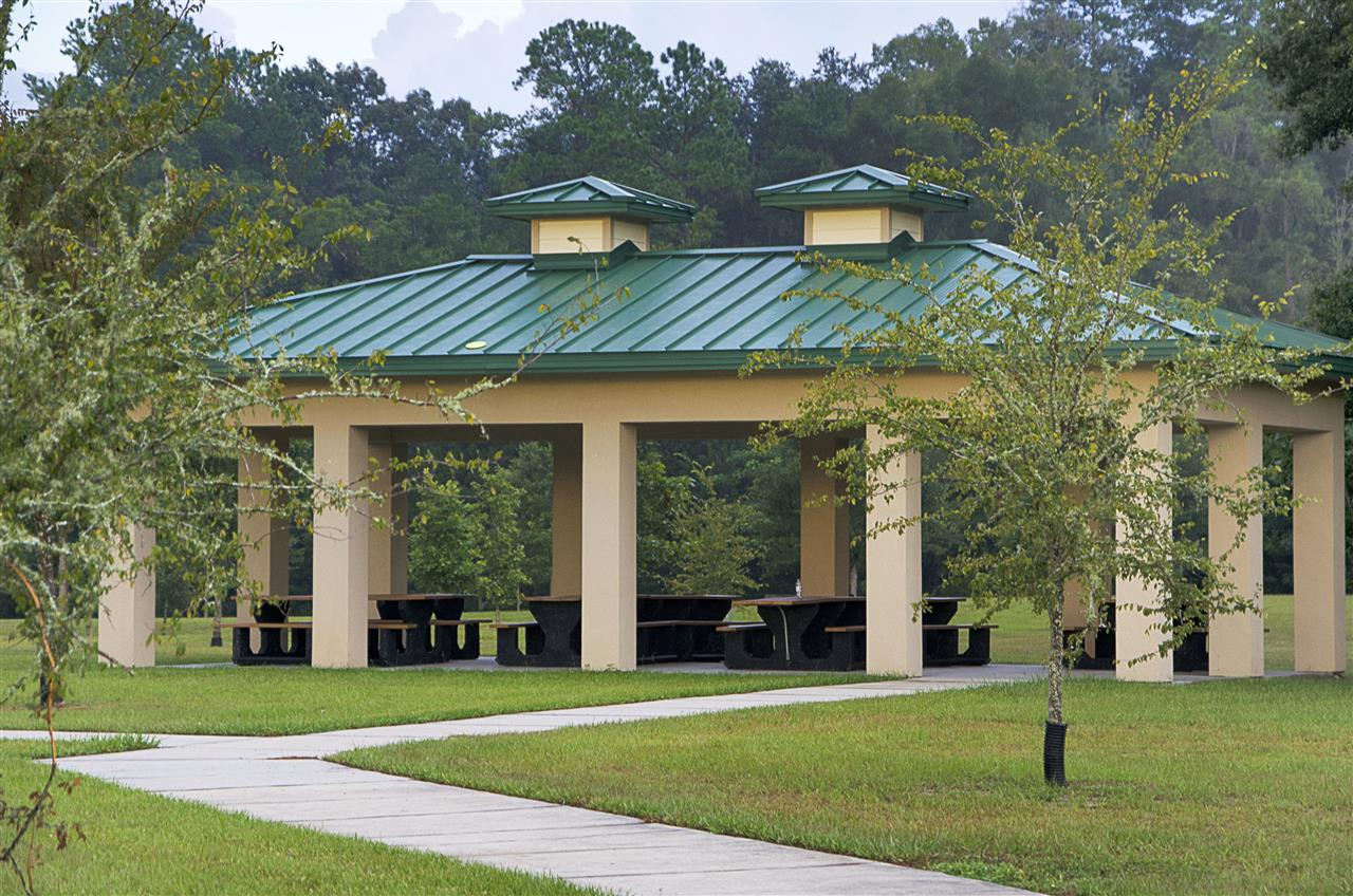 Gainesville, FL_Attraction & Recreation_Park at Jonesville- picnic