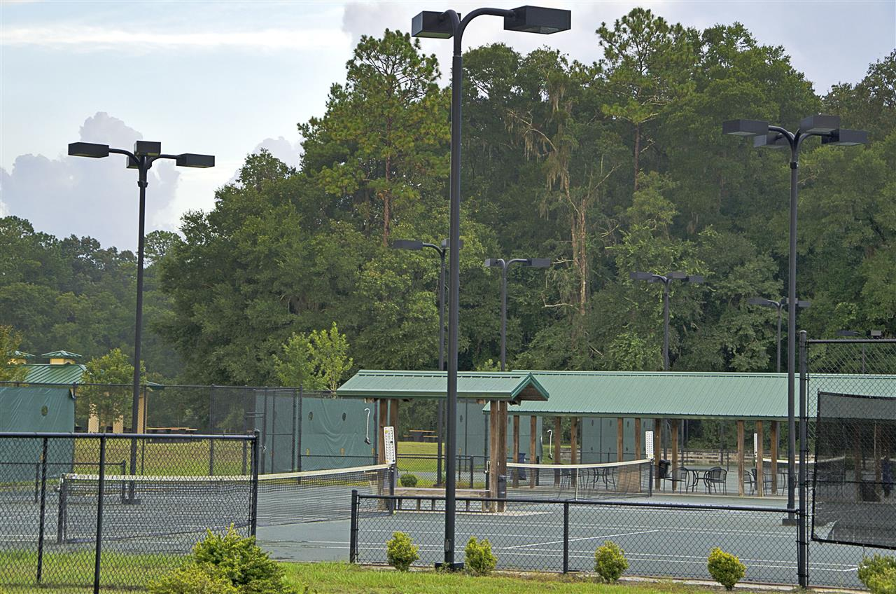 Gainesville, FL_Attraction & Recreation_Park at Jonesville- tennis