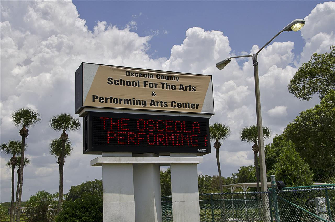 Kissimmee, FL_Culture_Osceola County School For The Arts