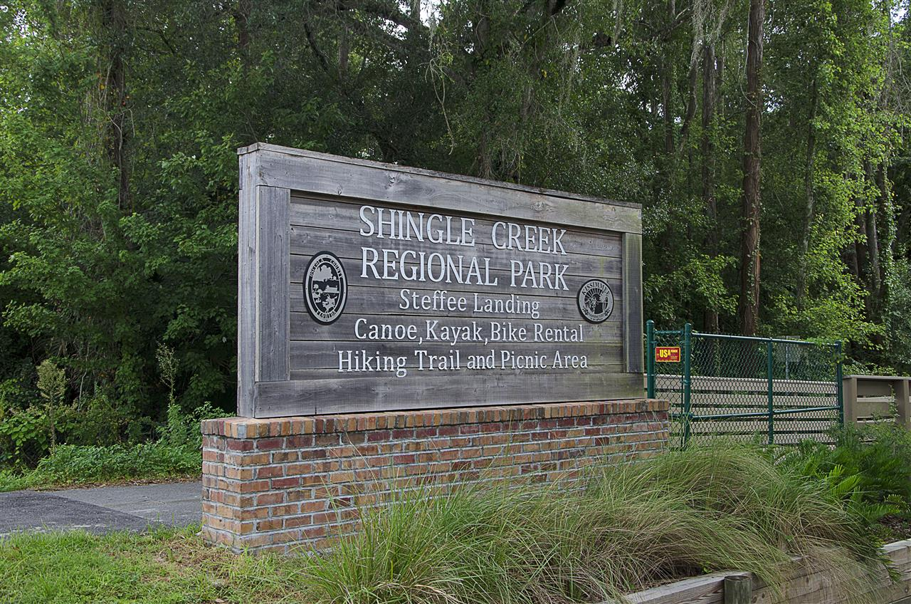 Kissimmee, FL, Shingle Creek Regional Park