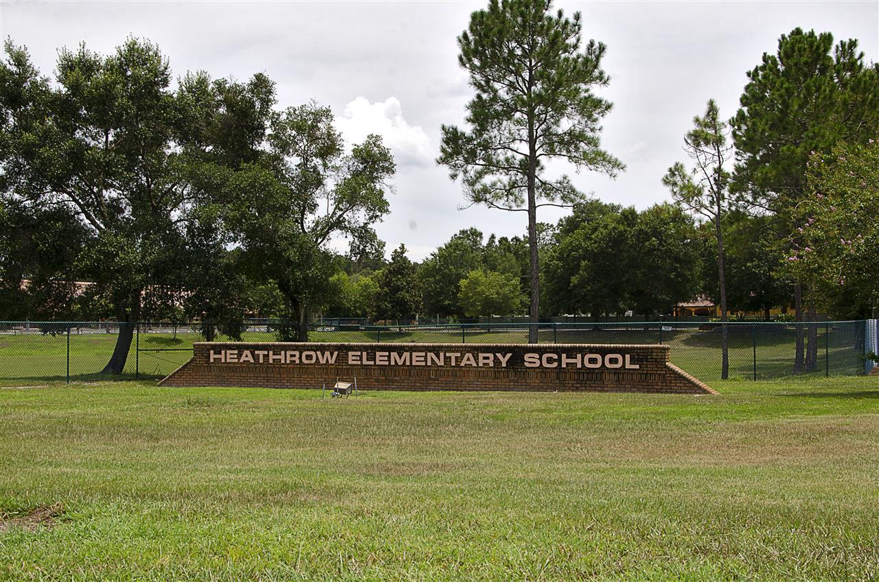 Lake Mary, FL_Culture_Heathrow Elementary School
