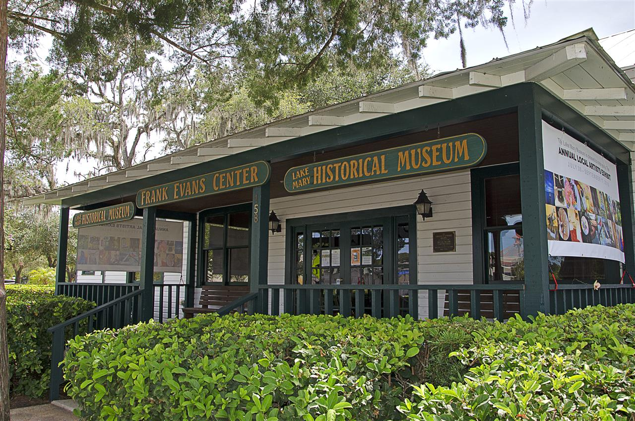 Lake Mary, FL_Culture_Lake Mary Historical Museum