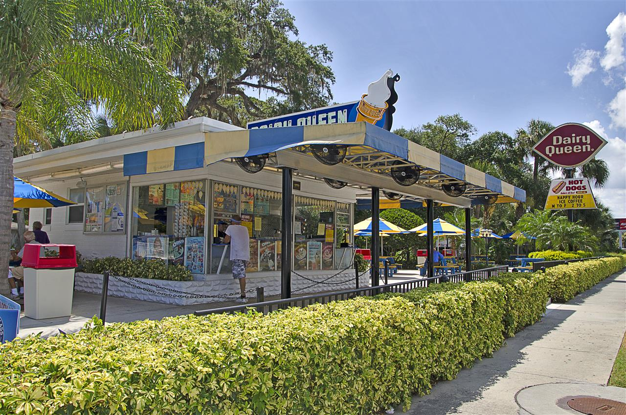 New Smyrna Beach, FL_Neighborhood_Dairy Queen