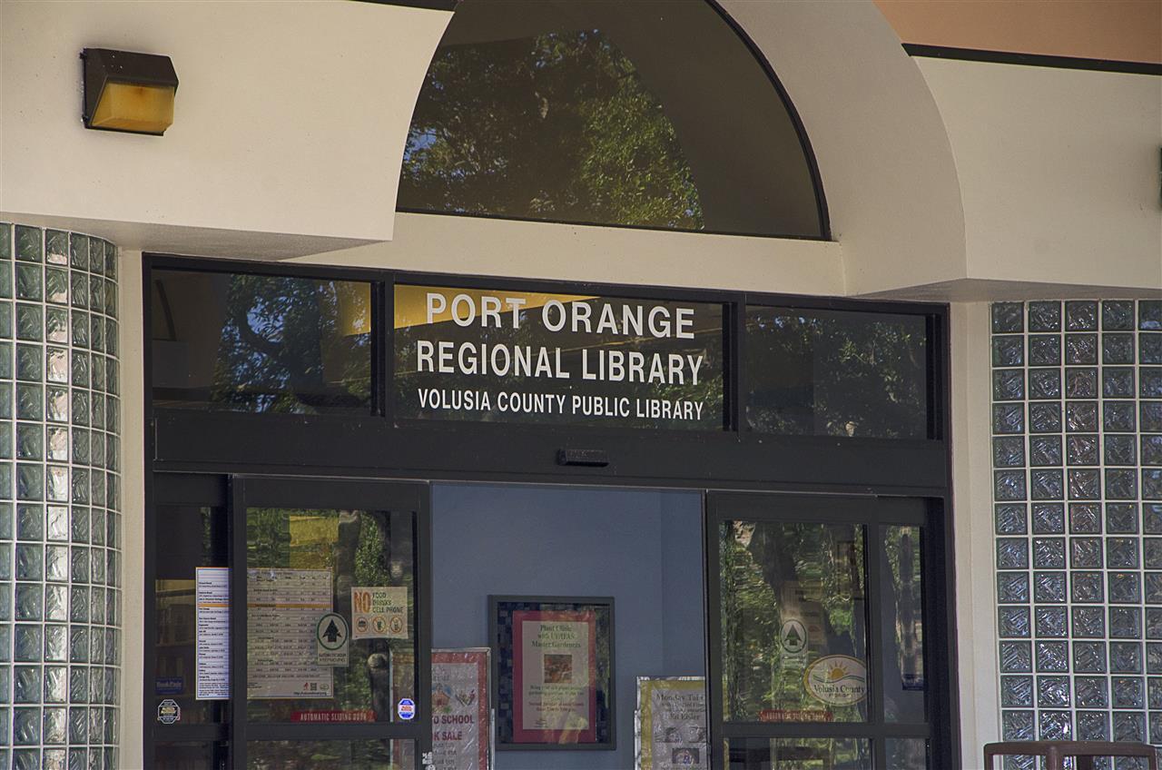 Port Orange, FL_Culture_Port Orange Library