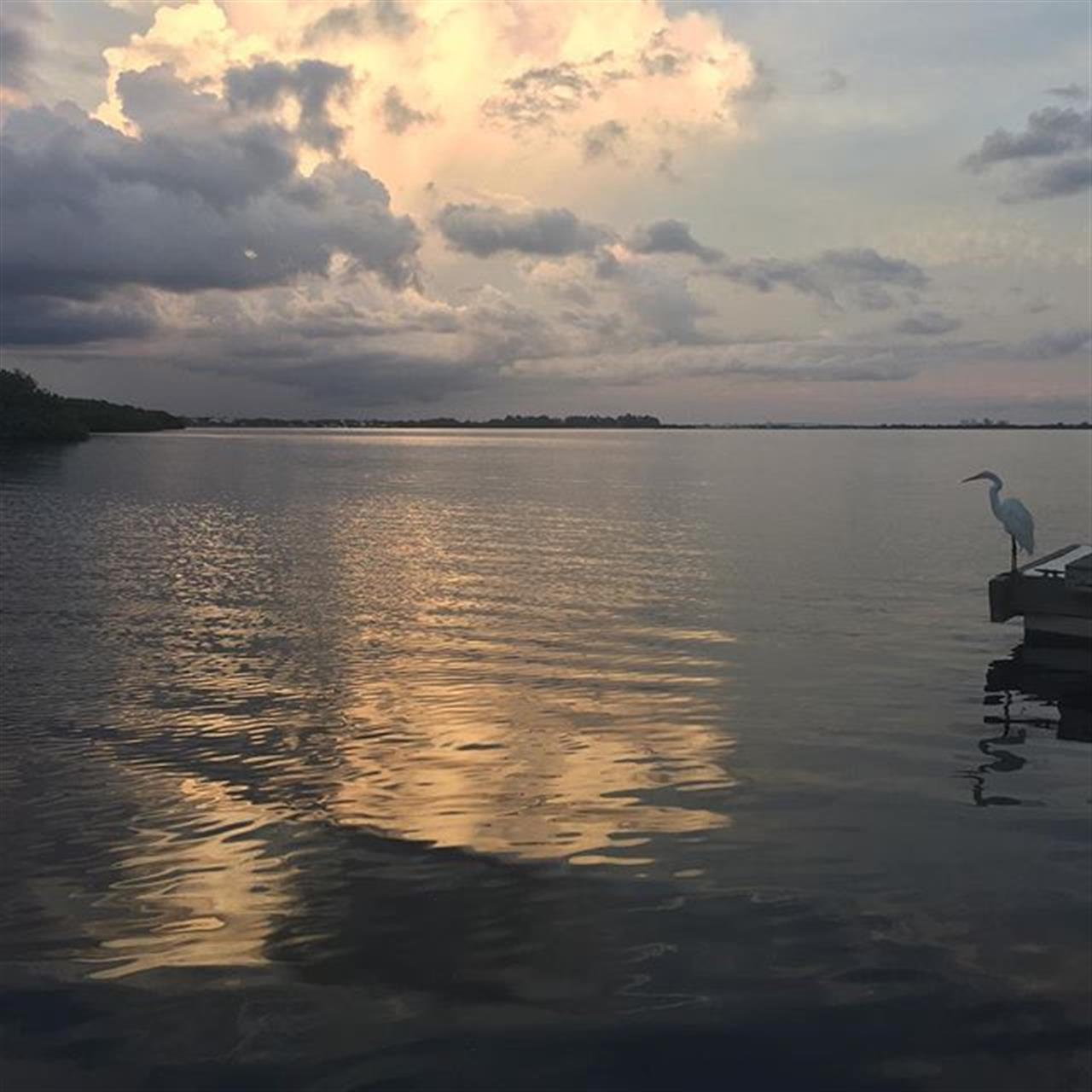 Beautiful evening on #LGI. #littlegasparillaisland #southflorida