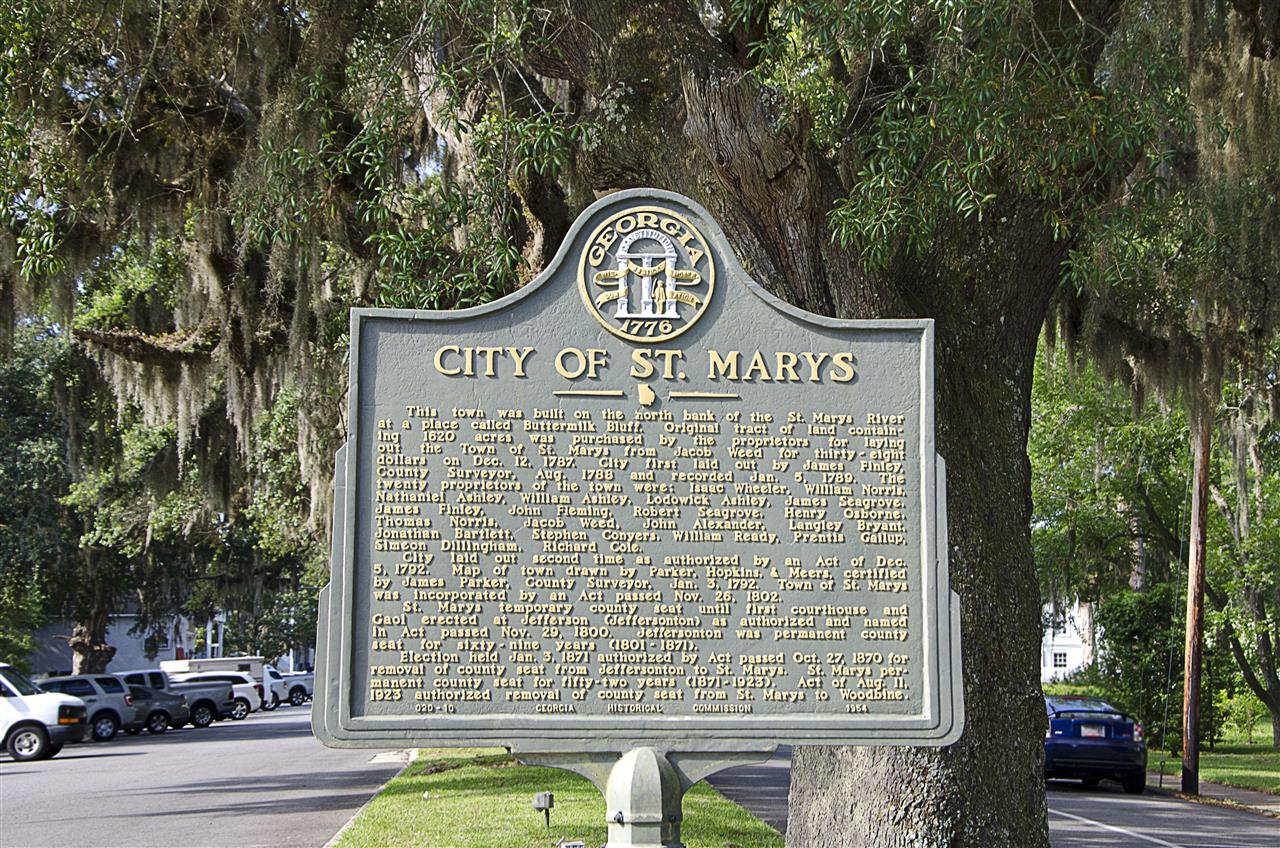 St. Marys, GA_Attraction_City of St.Marys