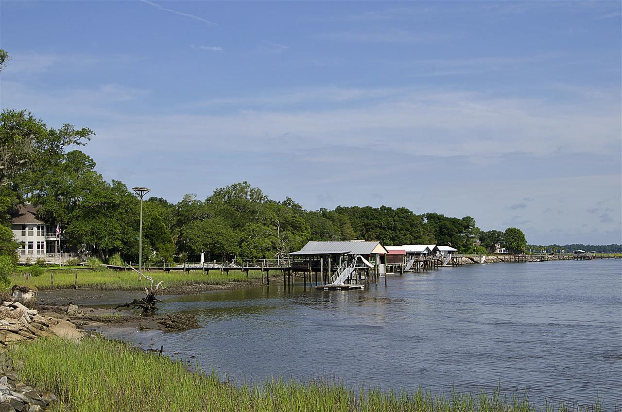 St. Marys, GA_Attraction_Crooked River State Park- looking from dock