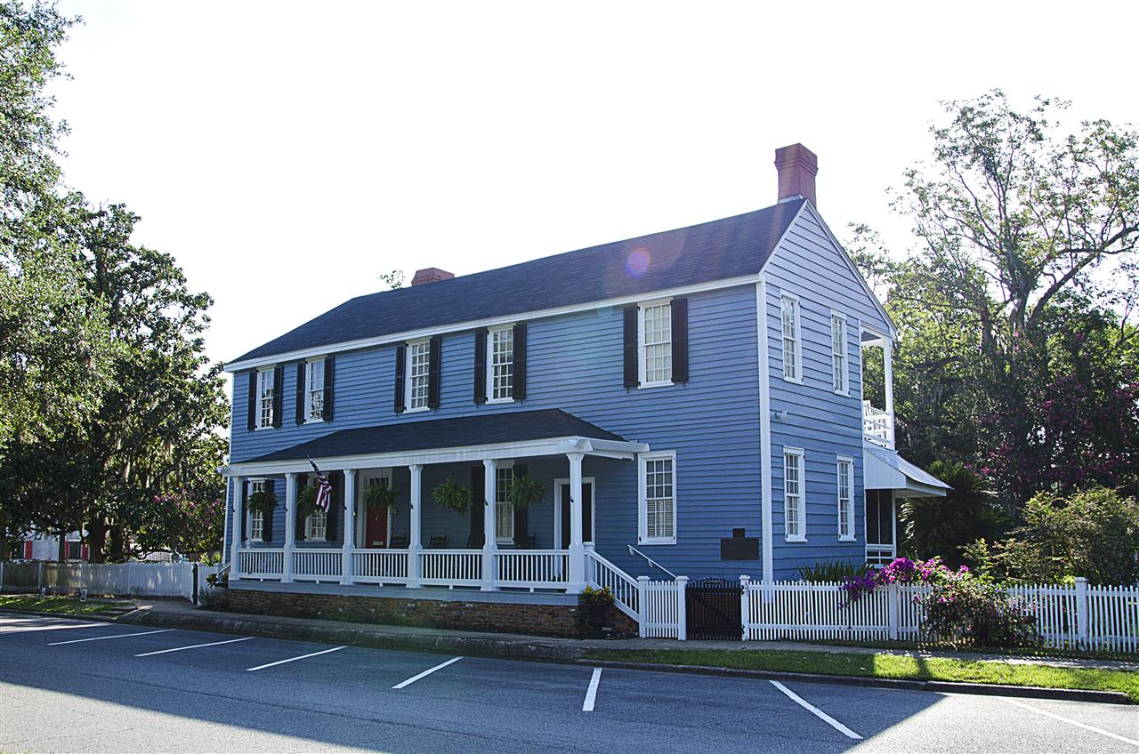 St. Marys, GA_Attraction_Oldest House in St.Marys