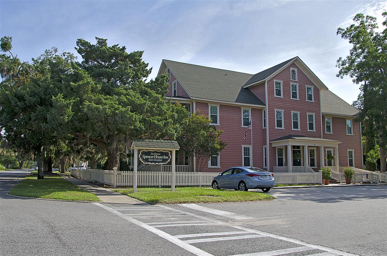St. Marys, GA_Attraction_Spencer House Inn