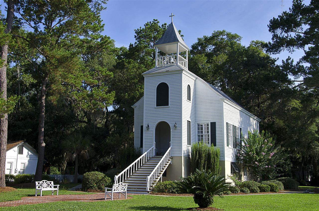 St. Marys, GA_Culture_Church