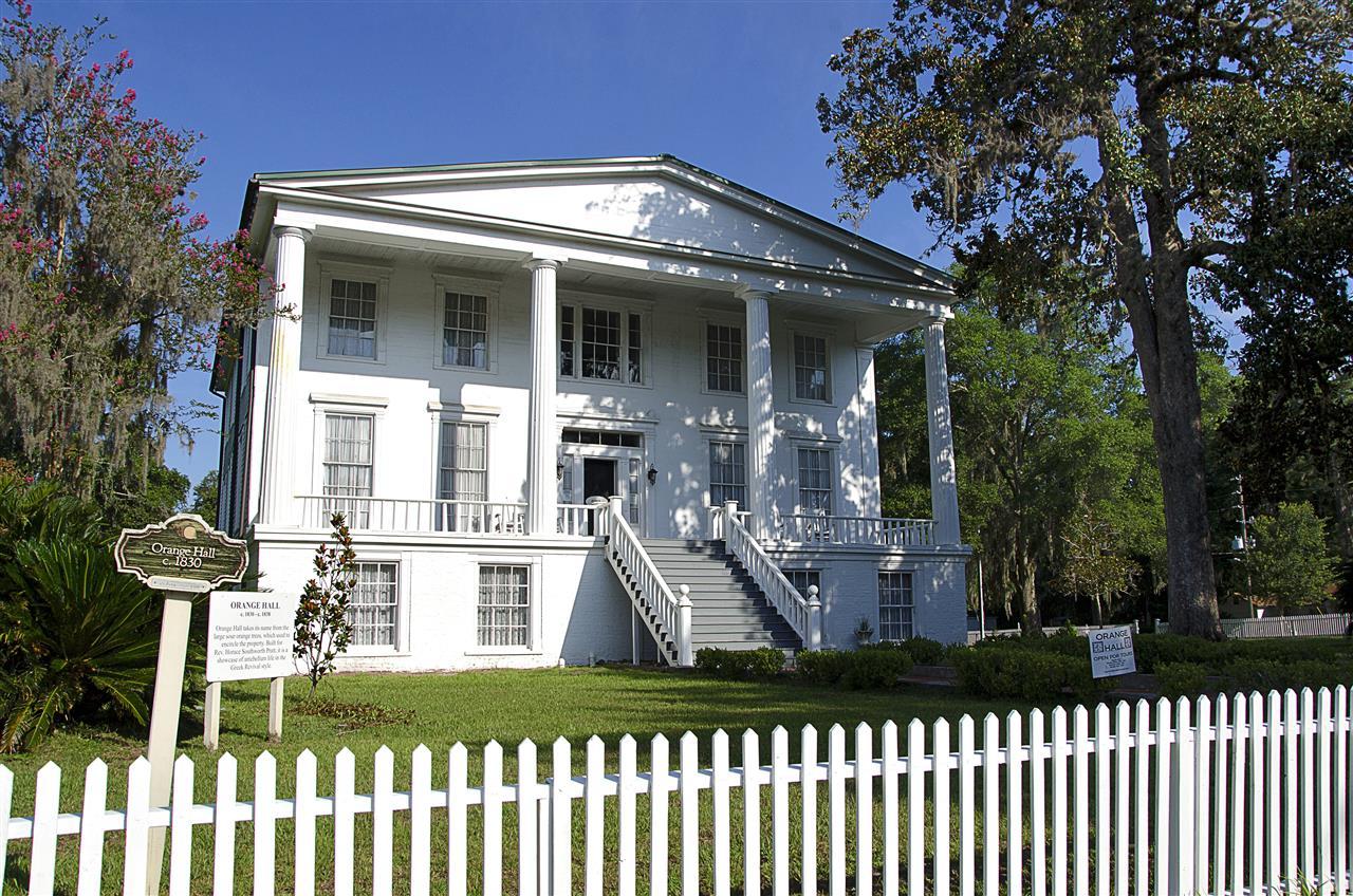 St. Marys, GA_Culture_Orange Hall