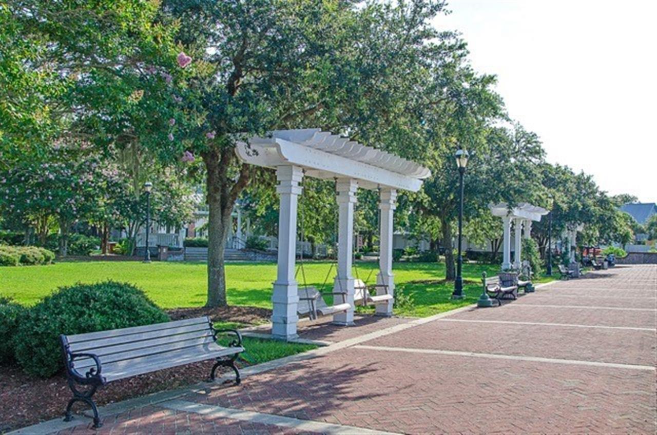 St. Marys, GA_Culture_Swings at Howard Gilman Park