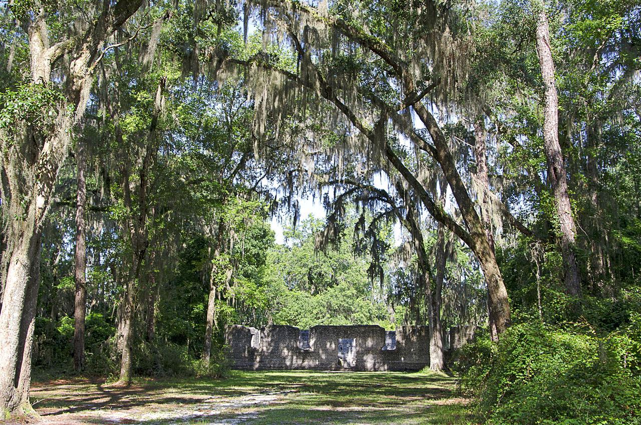 St. Marys, GA_Culture_Ruins