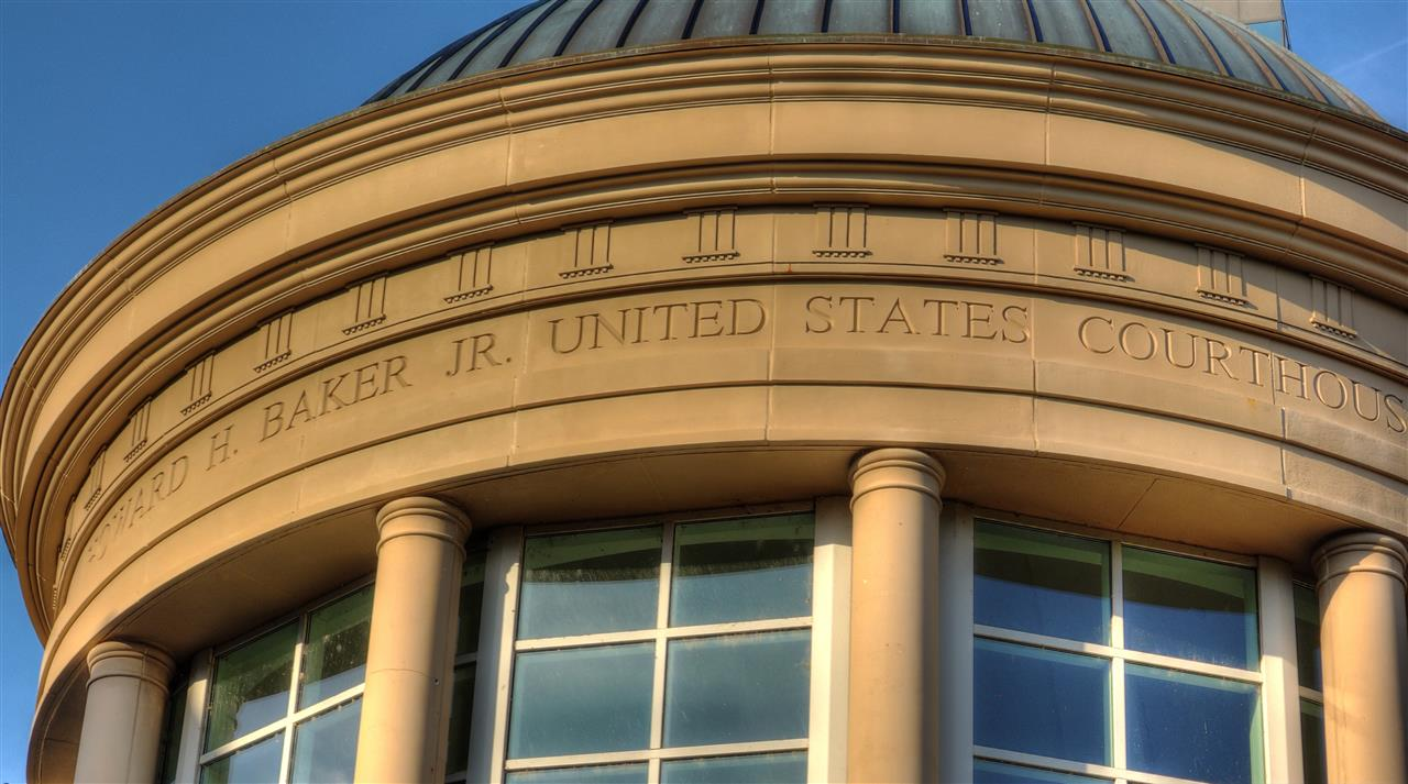 #FederalCourtHouse #HowardBakerCourt #Knoxville #Tennessee