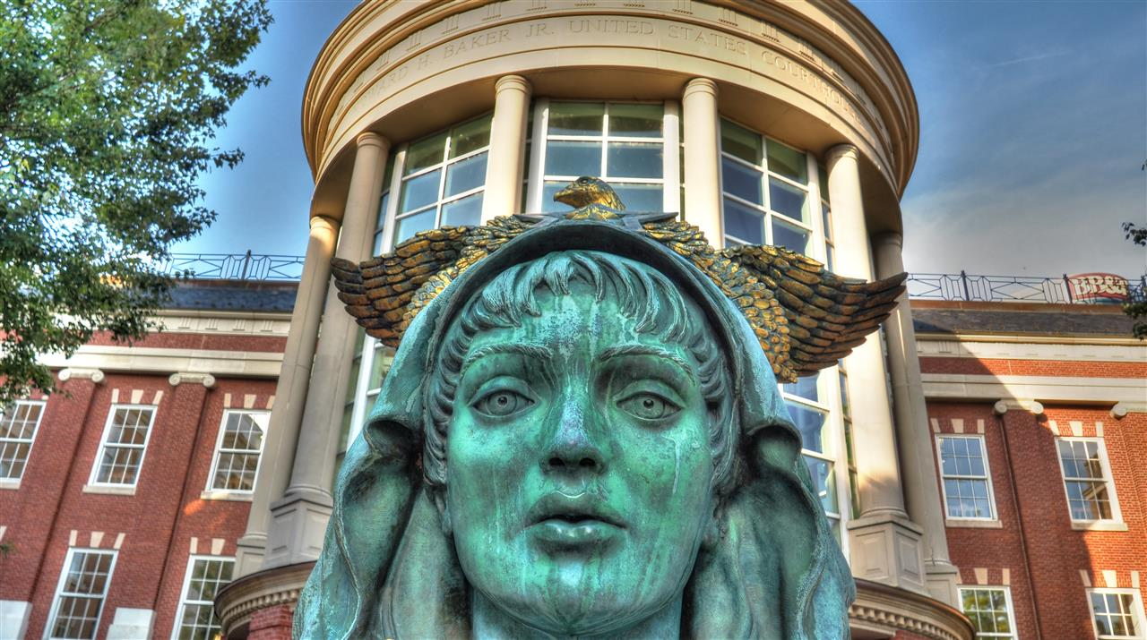 #LadyOfJustice #FederalCourtHouse #Knoxville #Tennessee