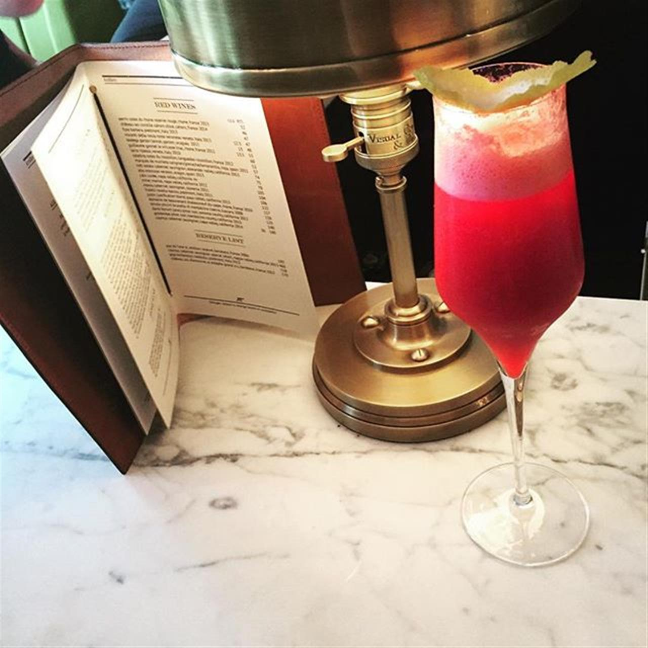 #sippin a delicious #cocktail at The Artillery (Savannah's newest bar!) to celebrate my two closings and three new listings this week! #downtownsavannah #happyhour #theartillery