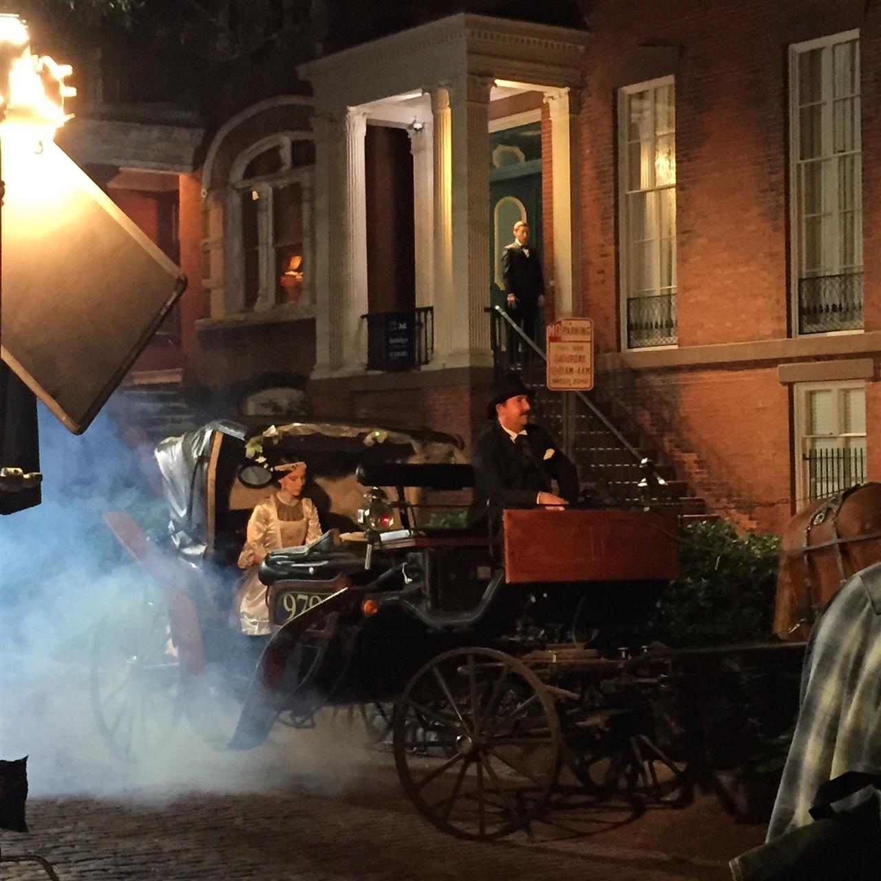 Movie Night in Savannah!