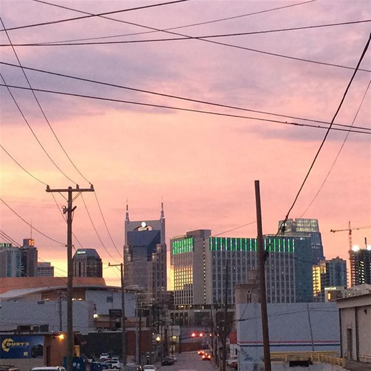 City Sky. #Nashville
